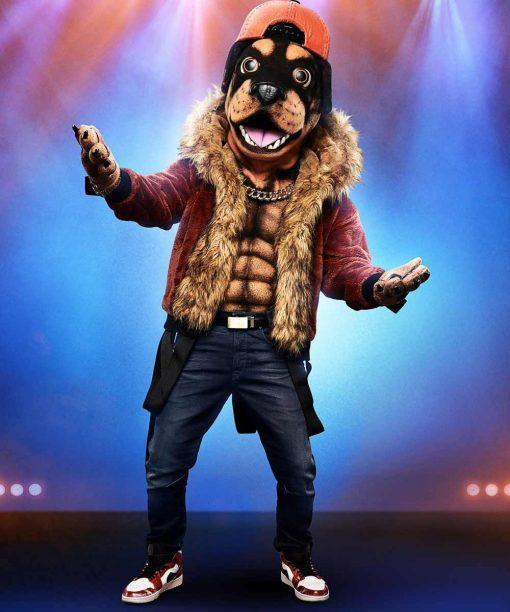 The Masked Singer S02 Rottweiler Cotton Jacket