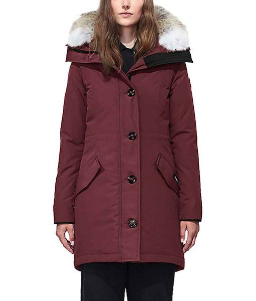 The Republic of Sarah 2021 Sarah Cooper Parka Coat