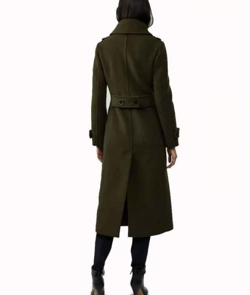 The Republic of Sarah Green Coat