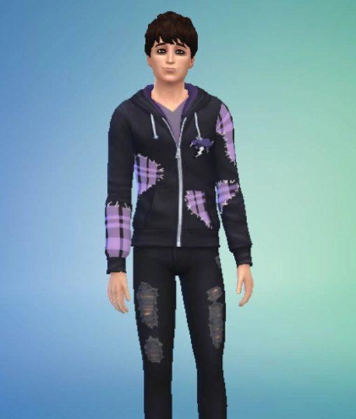 Virgil Sanders Jacket