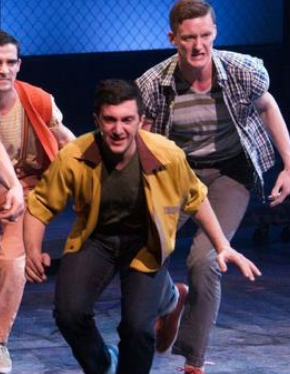 West Side Story 2021 Yellow Jacket