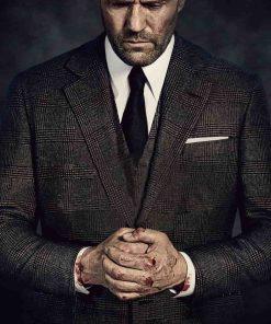 Wrath of Man Jason Statham Coat