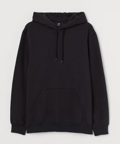 All Day And A Night Jah Black PullOver Hoodie