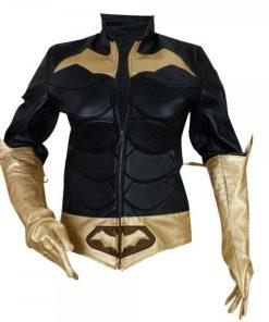 Batgirl Arkham Knight Batman Batgril Jacket