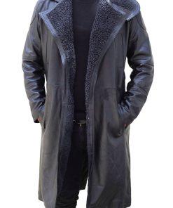 Blade Runner 2049 K Black Long Coat