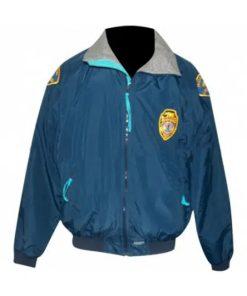 Blue Baywatch David Hasselhoff Jacket