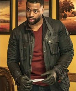 Kevin Atwater Chicago P.D. Cotton Jacket