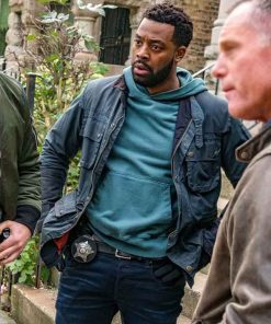 Chicago P.D. Season 7 Kevin Atwater Cotton Jacket