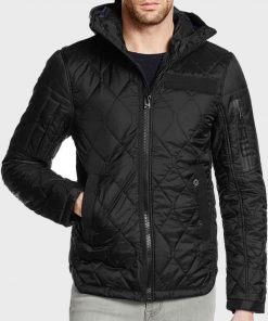 Chicago P.D. Season 8 Kevin Atwater Quilted Jacket