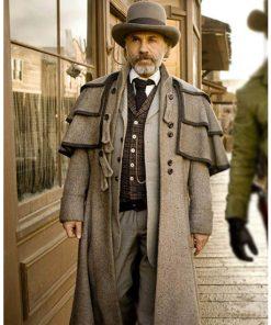 Django Unchained Christoph Waltz Coat
