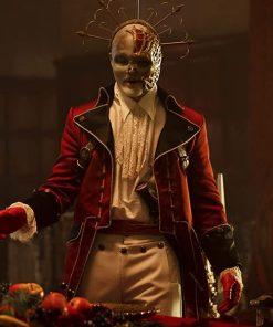 Doom Patrol S02 Red Jack Coat