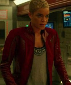 Cas Isakovic Another Life Netflix Red Jacket