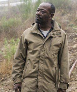Fear The Walking Dead S04 Lennie James Coat