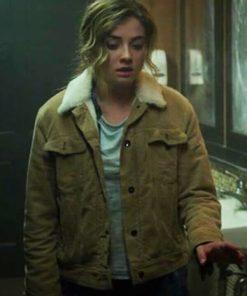 Amy Bendix The Punisher Corduroy Jacket