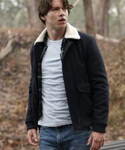 Jack Martin Jacket La Brea 2021 Wool Fur Collar Jacket