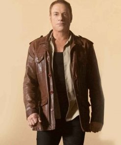 Jean-Claude Van Damme The Last Mercenary Jacket