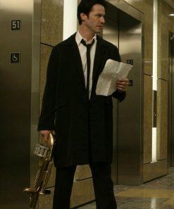 Keanu Reeves John Constantine Long Coat