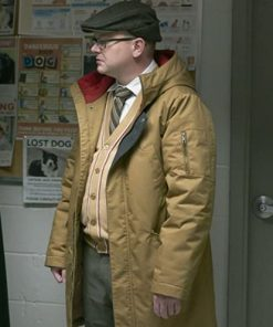 Mark Proksch What We Do in the Shadows Cotton Coat