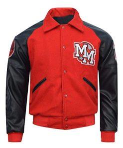 Michael Jackson Mickey Mouse Leather Jacket