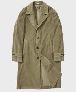 No Time To Die James Bond Daniel Craig Lifestyle Tan Duster Coat