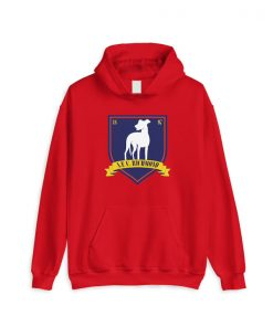 Ted Lasso AFC Richmond Roy Kent #6 Hoodie Sweatshirt - Ted Lasso Roy Kent Hoodie - Ted Lasso shirt
