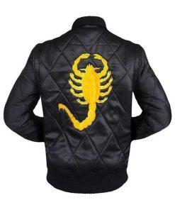Ryan Gosling Scorpion Black Drive Jacket