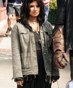 SO2 Doom Patrol Crazy Jane Cotton Jacket