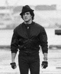 Sylvester Stallone Rocky 2 Balboa Jacket