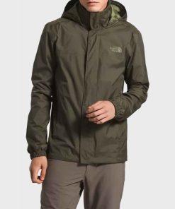 waterproof Jeremy Swift Ted Lasso Higgins Hooded Jacket