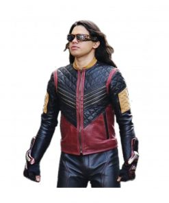 The Flash Cisco Ramon Vibe Jacket-min