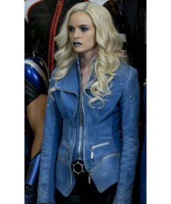 Killer Frost The Flash Season 4 Denim Jacket