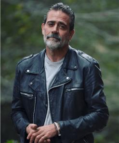 The Walking Dead SO11 Jeffrey Dean Morgan Jacket