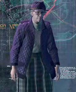 Watch Dogs Legion Helen Dashwood Purple Jacket