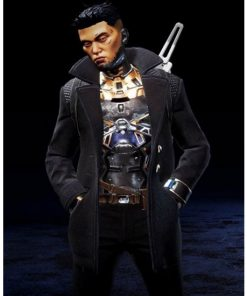 Apex Legends Crypto The Hired Gun Coat