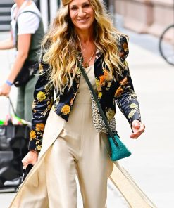 And Just Like That Sarah Jessica Parker Jacket (1)