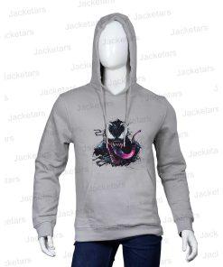 Unisex Venom Eddie Bruce and Monster Printed Custom Made Hoodie